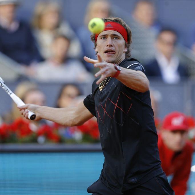 Zverev unterliegt Nadal im ATP-Tennis-Finale (Foto)