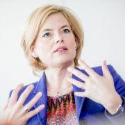 Julia Klöckner trauert um ihren toten Vater. (Foto)