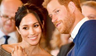 Meghan Markle und Prinz Harry sind entfernt verwandt. (Foto)