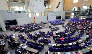 Die Kosten für den Bundestag sind enorm explodiert. (Foto)