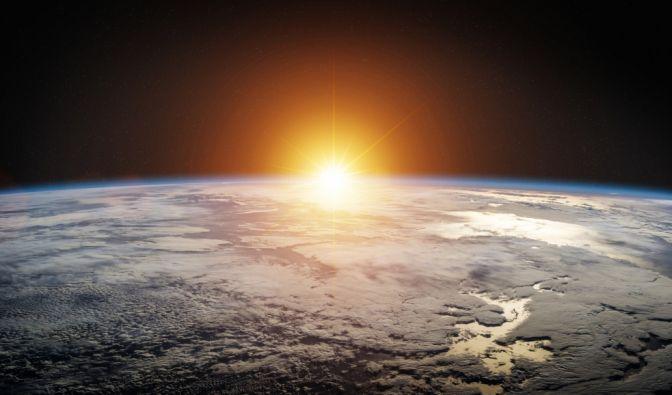 Eine schwache Sonnenaktivität beeinflusst das Hochwasserrisiko in Süddeutschland.
