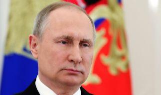 Wladimir Putin hat die Serienproduktion eines neuen Hyperschallgleiters angekündigt. (Foto)