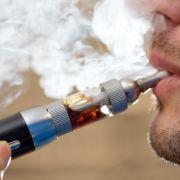 E-Zigarette explodiert - Raucher stirbt qualvollen Tod (Foto)