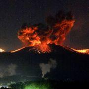 Nutzen Aliens Vulkane als Energiequelle für Ufos? (Foto)