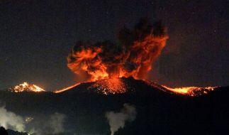 Sind Aliens etwa in der Lage, Vulkanausbrüche auszulösen? (Foto)