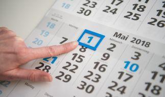 Feiertage, die auf einen Sonntag fallen, sollen nachgeholt werden. (Foto)