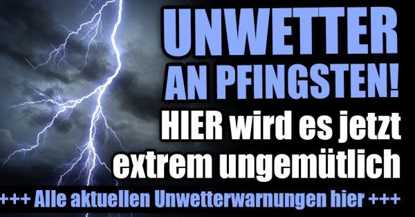 Wetter im Mai 2018 aktuell: Sonne, Hitze, Unwetter! An Pfingsten ...