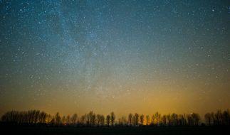 Die Europäische Weltraumorganisation ESA hat seltsame Strahlen aus dem All empfangen. (Foto)