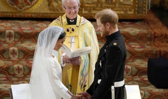 Prinz Harry und Meghan Markle.