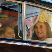Traumhaft schön! DIESES Kleid trug Herzogin Kate (Foto)