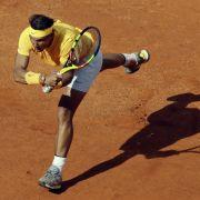 Nadal hat heute Siegesserie von Zverev gestoppt! (Foto)