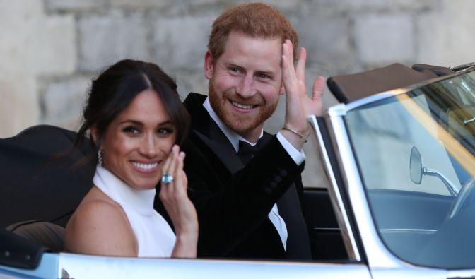 Prinz Harry machte seiner Meghan ein besonderes Geschenk: Ein Ring, der einst seiner Mutter gehörte.