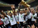 Die Eintracht schaffte die Sensation und bezwang den FC Bayern München. (Foto)