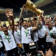 SC Paderborn, Hertha BSC, BVB und SC Freiburg nach Sieg in 2. Runde dabei (Foto)