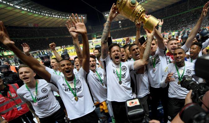 DFB-Pokal 2018/2019 Ergebnisse 1. Runde