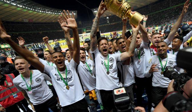 DFB-Pokal-Finale Sieger 2018