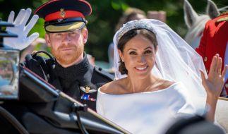 Meghan Markle gehört nun offiziell zum britischen Königshaus. (Foto)