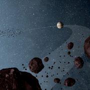 DIESER Asteroid ist ein kosmischer Geisterfahrer (Foto)
