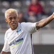 Medienbericht: Ex-Hertha-Profi soll in den Knast (Foto)