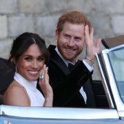 Promi-Wahrsager verrät: Meghan und Harry bekommen Zwillinge! (Foto)