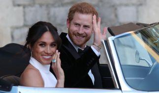 Düsen Meghan Markle und Prinz Harry, nach ihrer Hochzeit bekannt als Herzogin und Herzog von Sussex, jetzt ab in die Familienplanung? (Foto)