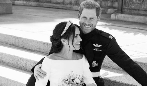 Meghan Markle und Prinz Harry (Foto)