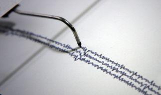 Ein Erdbeben der Stärke 4,2 erschütterte am Montagabend das Vogtland (Symbolbild). (Foto)