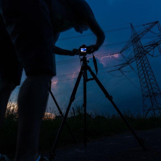 Anleitung: SO gelingen Ihre Gewitter-Fotos garantiert (Foto)