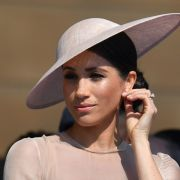 Meghan Markle legt als Herzogin von Sussex formvollendetes Stilbewusstsein an den Tag.