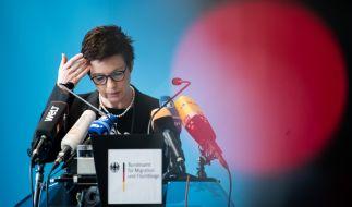 Jutta Cordt, Präsidentin des Bundesamts für Migration und Flüchtlinge (Bamf), muss sich offenbar Ermittlungen der Staatsanwaltschaft stellen. (Foto)