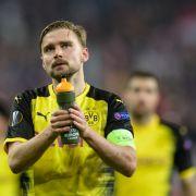 Marcel Schmelzer schmeißt hin! Wird Reus neuer BVB-Spielführer? (Foto)