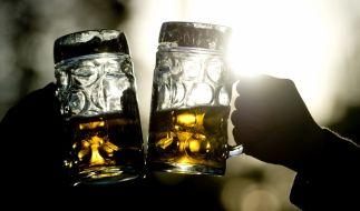 Laut Stiftung Warentest sind viele alkoholfreie Biere mit dem Pflanzenschutzmittel Glyphosat belastet. (Foto)