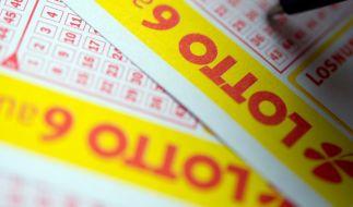 Lottozahlen am 22.05.2019: Gewinnzahlen, Jackpot, Quoten beim Lotto am Mittwoch. (Foto)