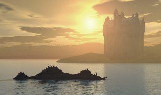 So könnte das Monster von Loch Ness aussehen. (Foto)