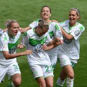 Frauen des VfL Wolfsburg scheitern im Endspiel klar an Olympique Lyon (Foto)
