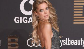 Sylvie Meis ist aktuell für sexy Bademoden-Werbeshow in Ibiza. (Foto)