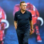 Wird Sportdirektor Ralf Rangnick jetzt auch Trainer? (Foto)