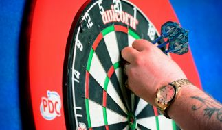 In Gelsenkirchen traf sich die Elite des Darts-Sports zu den German Darts Masters. (Foto)