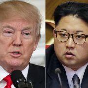 Geplatzt! Historisches Treffen mit Kim Jong Un abgesagt (Foto)