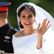 Mit DIESER Musik stimmte sie sich auf die Hochzeit mit Prinz Harry ein (Foto)