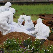 Tödliche Virus-Seuche aus Indien! Kommt eine Pandemie? (Foto)