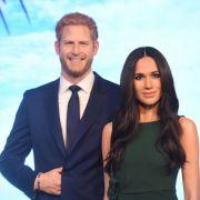 Drei bis vier Wochen nach ihren Dates in London Anfang Juli konnte Harry seine Meghan dazu überreden, ihn nach Botswana zu begleiten.