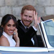 Die US-Amerikanerin und der britische Royal lernten sich im Sommer 2016 kennen.
