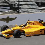 Will Power gewinnt IndyCar-Rennen in Indianapolis (Foto)