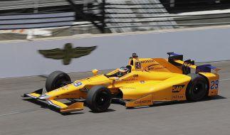 Beim Indy500-Rennen am 27.05.2018 werden mehr als 300.000 Motorsport-Fans in Indianapolis erwartet. (Foto)