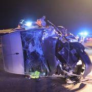 Tödlicher Crash! Geisterfahrerin stirbt auf A7 (Foto)