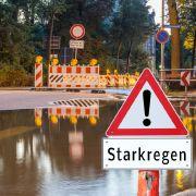 Unwetter-Gefahr! Tief Wilma hält Deutschland in Atem (Foto)