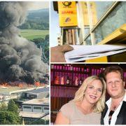 Feuer-Inferno bei Schlagershow // Brief-Porto teurer // Malle-Jens' Frau rastet aus (Foto)