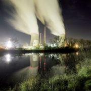 Polizei schießt auf Kraftwerk-Eindringling - Koma! (Foto)