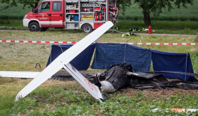 Kleinflugzeuge in Mosbach und Nürtingen abgestürzt